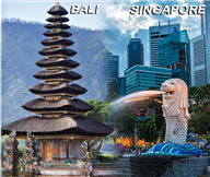 4nights Bali - 3 nights Singapore