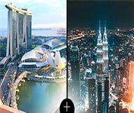 4 Nights Kuala Lumpur - 3 Nights Singapore